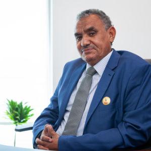 MUKHTAR ISHAQ Public Relation Manager