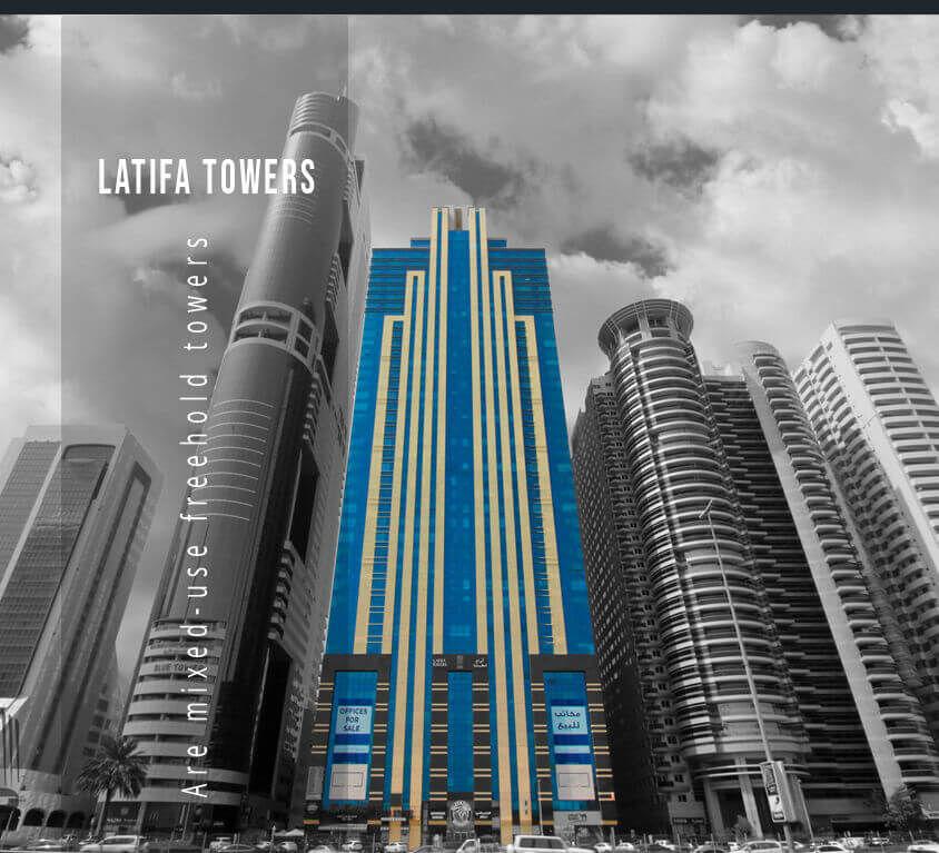 LATIFA TOWERS